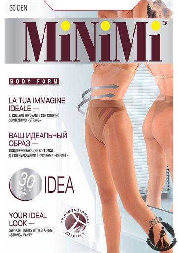 Классические колготки MiNiMi Idea 30