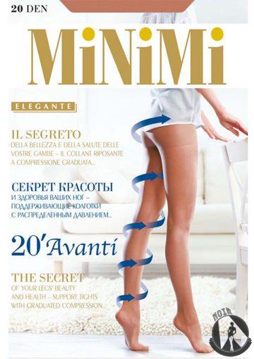 Колготки женские MiNiMi Avanti 20