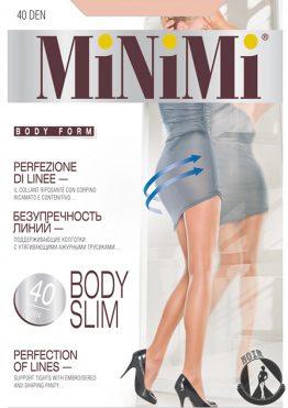 Колготки женские MiNiMi Body Slim 40