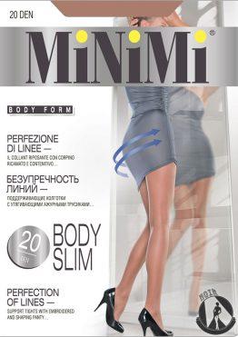 Колготки женские MiNiMi Body Slim 20