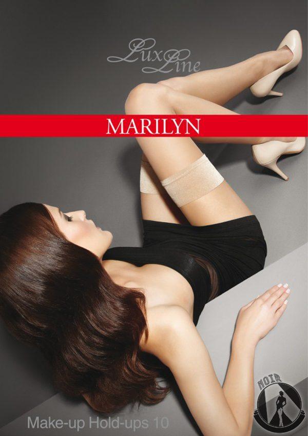 Чулки Marilyn Make-Up Hold-Ups 10