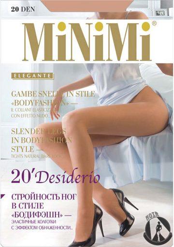 Колготки женские MiNiMi Desiderio 20