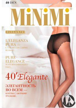 Колготки женские MiNiMi Elegante 40