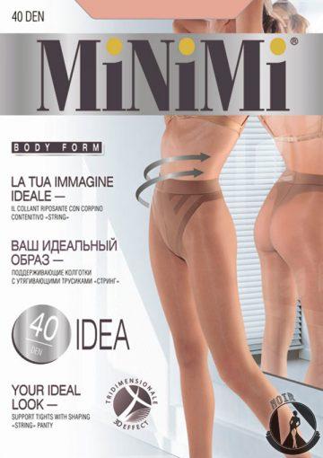 Колготки MiNiMi Idea 40