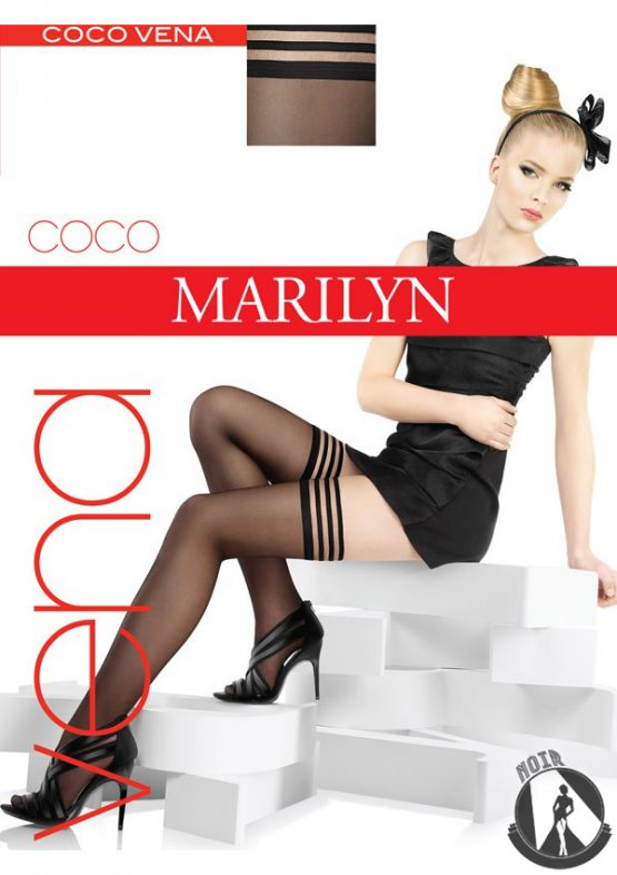 Чулки Marilyn Coco Vena