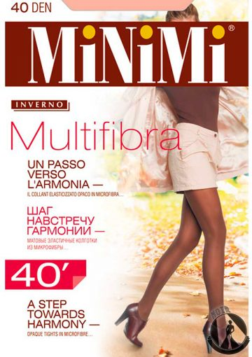 Колготки MiNiMi Multifibra 40