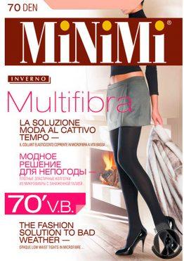 Колготки MiNiMi Multifibra 70 VB