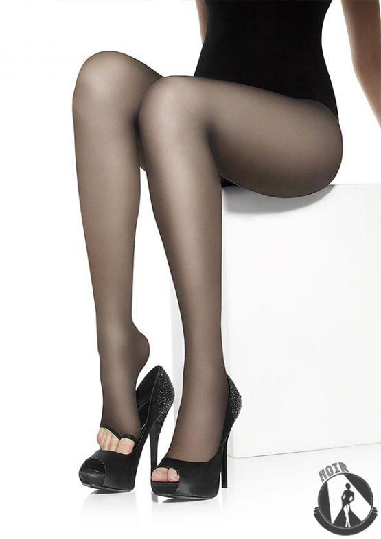 Колготки с открытым носком