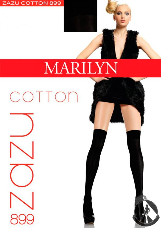Гетры женские Marilyn Zazu Cotton 899