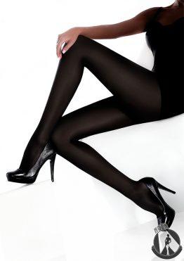 Колготки черные матовые женские Marilyn Cover 100