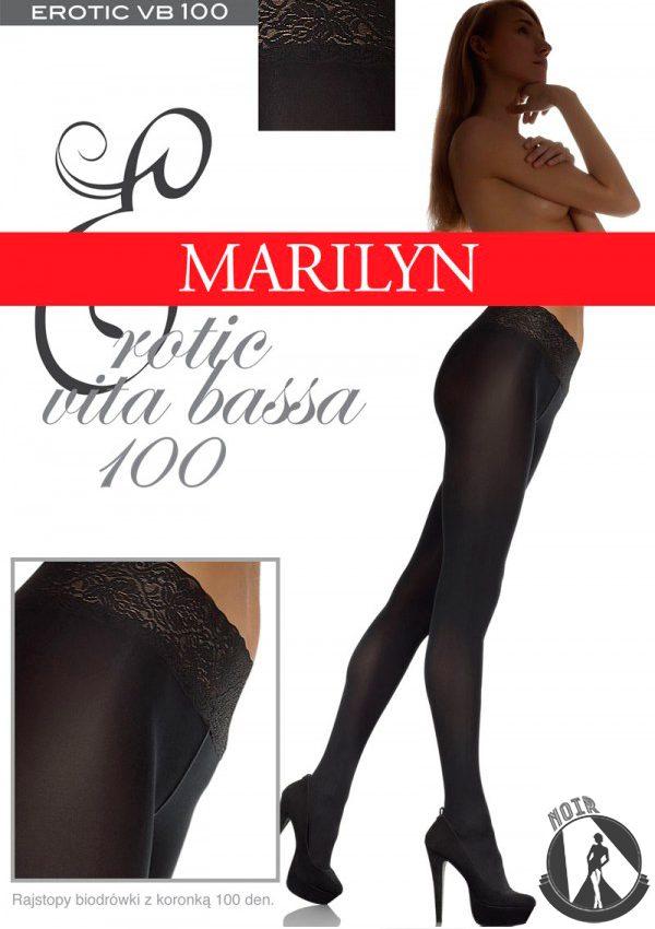 Колготки женские Marilyn Erotic VB 30
