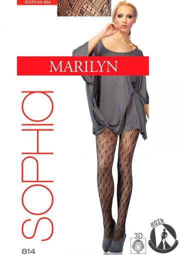 Колготки Marilyn Sophia 814