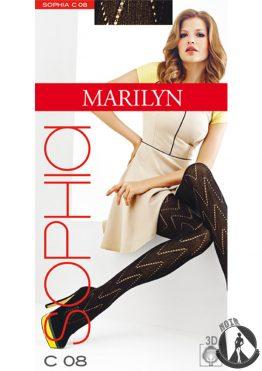 Колготки Marilyn Sophia C08