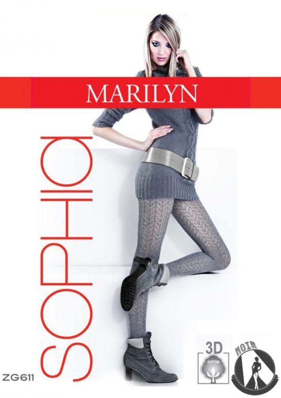 Колготки Marilyn Sophia ZG611