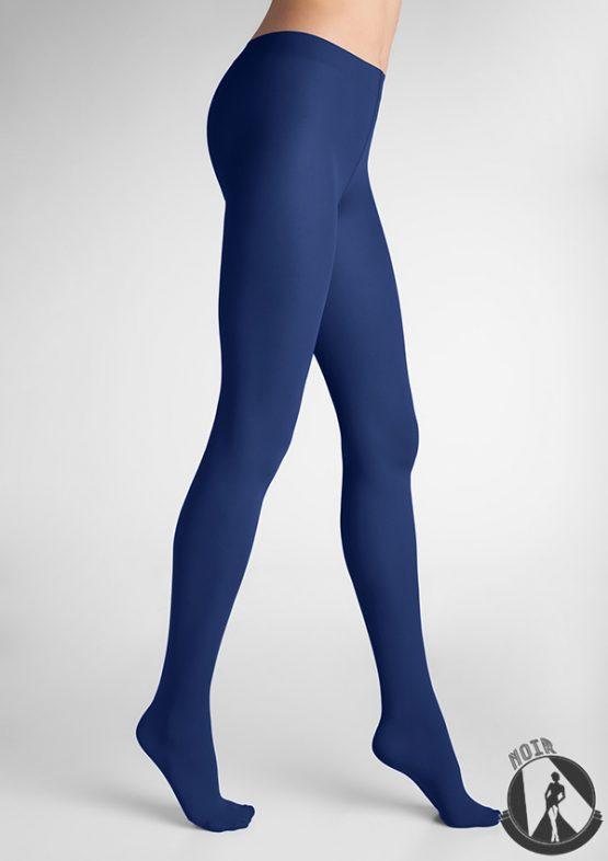Колготки темно-синие