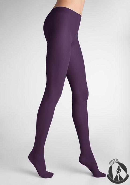 Колготки фиолетовые
