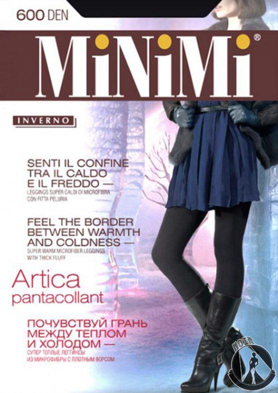 Леггинсы на байке Minimi Arctica 600